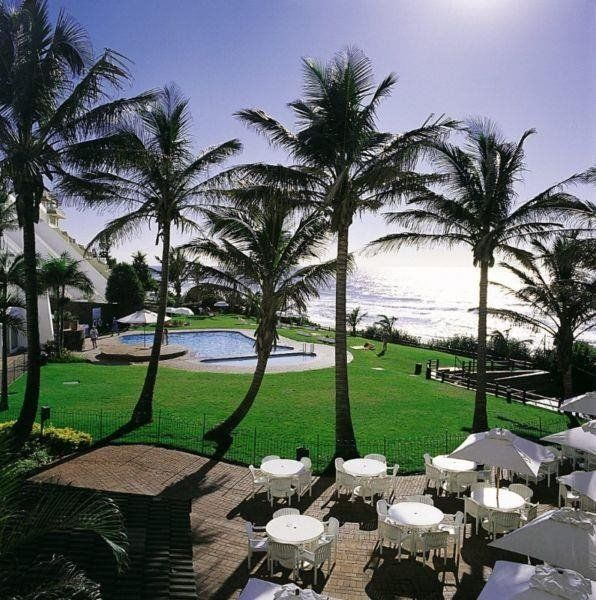 Umhlanga beachfront accommodation